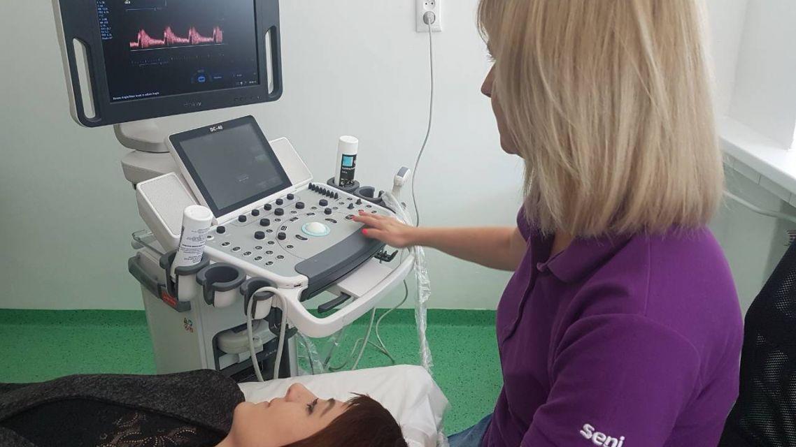 Duplexné ultrasonografické vyšetrenie extrakraniálnych ciev